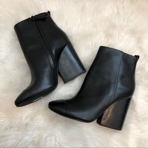 NWOT Tory Burch Ankle Booties